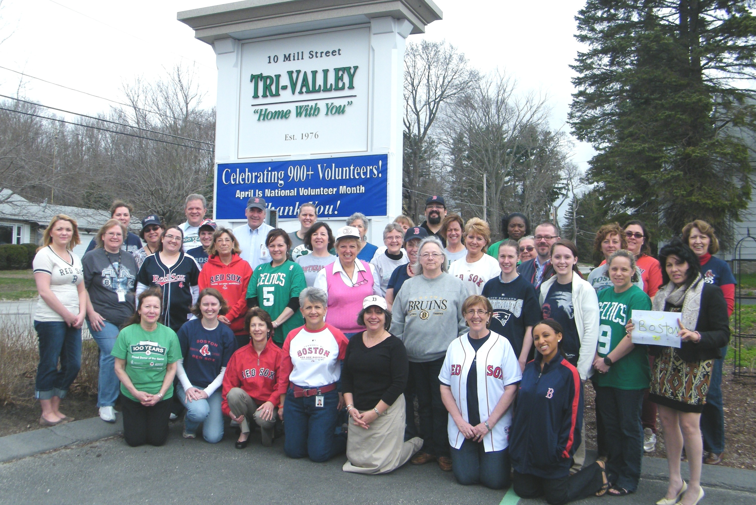 Tri-Valley Boston Strong